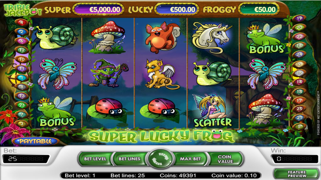 Super Lucky Frog 9