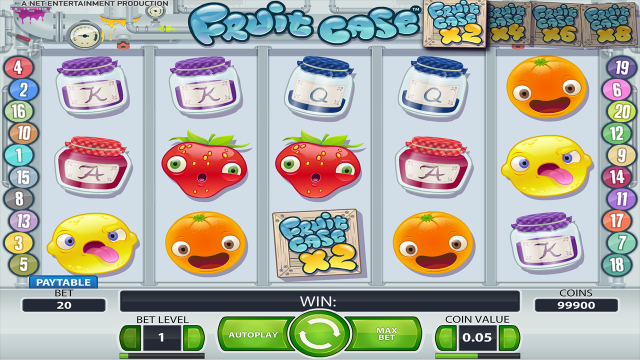 Fruit Case 9