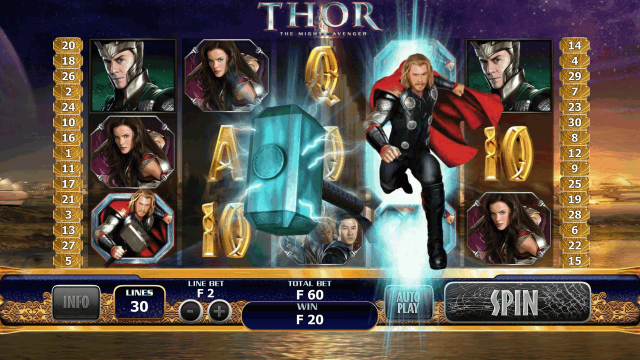 Thor: The Mighty Avenger 3
