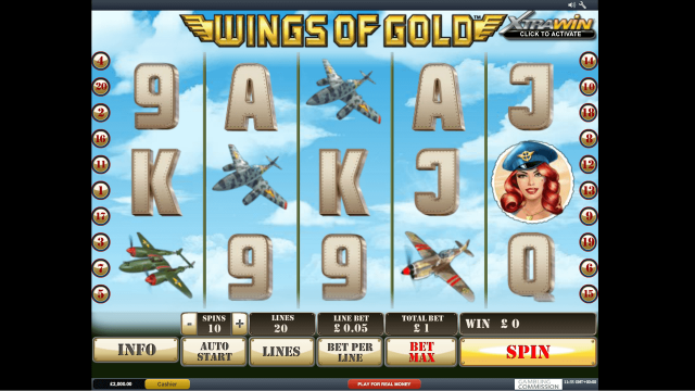 Wings Of Gold 6