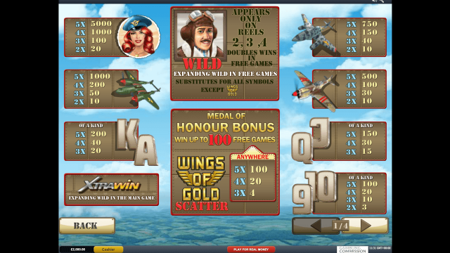 Wings Of Gold 2
