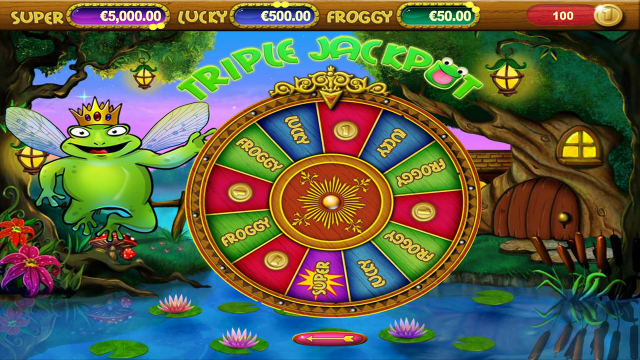 Super Lucky Frog 6