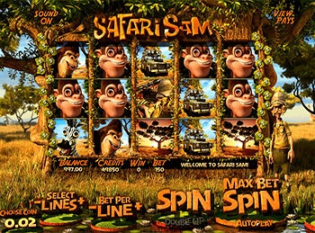Safari Sam 4