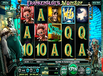 Frankenslot's Monster 1