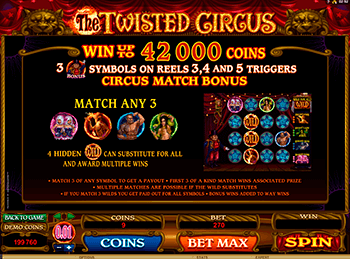The Twisted Circus 2